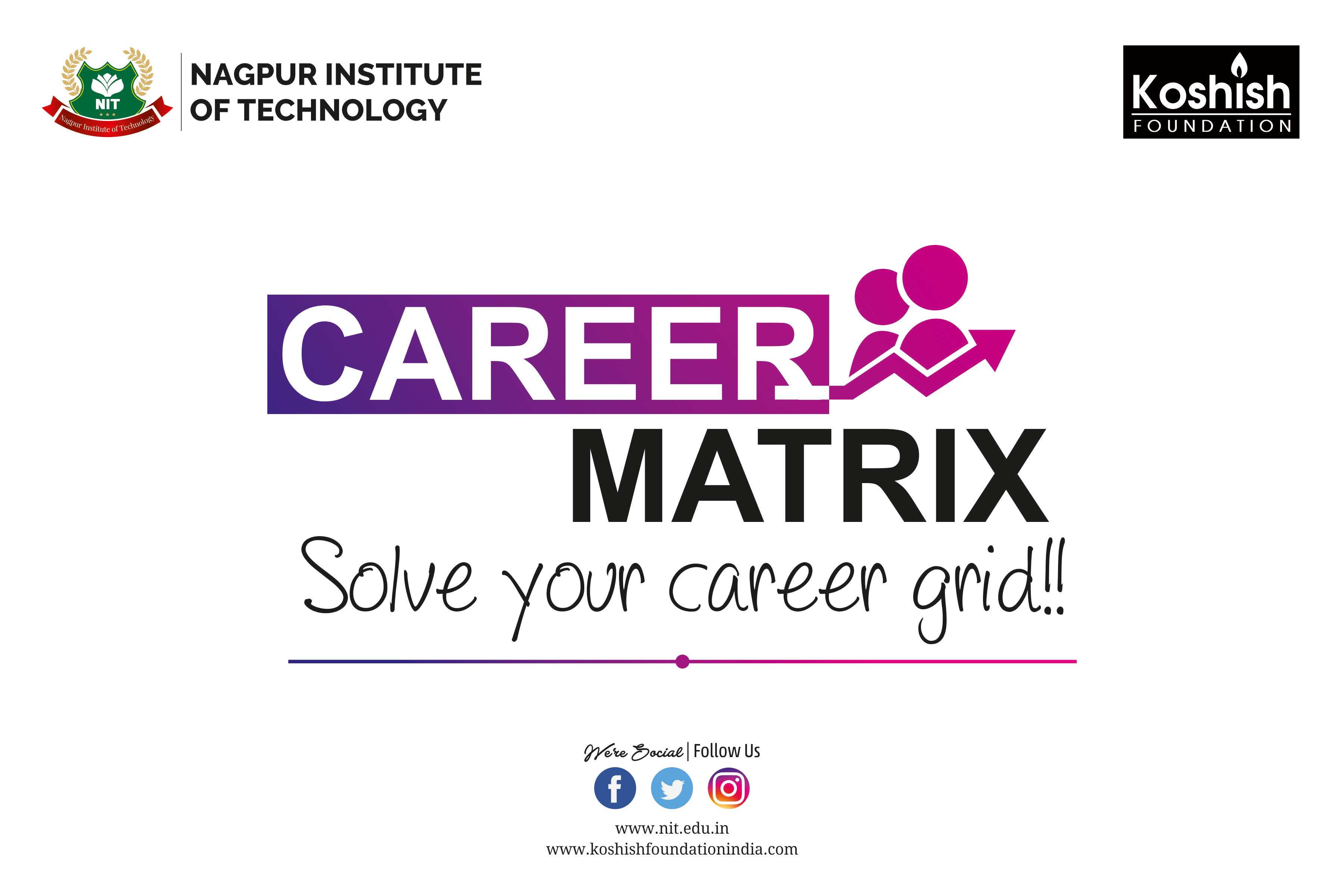 Koshish Foundation Nagpur Career Matrix Program by Anand Desai Dheya Career Matrix