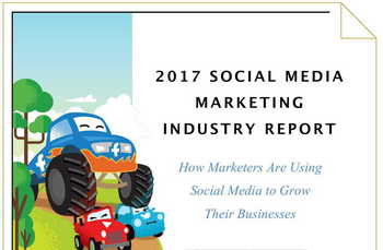 Social Media Marketing & Industry Report